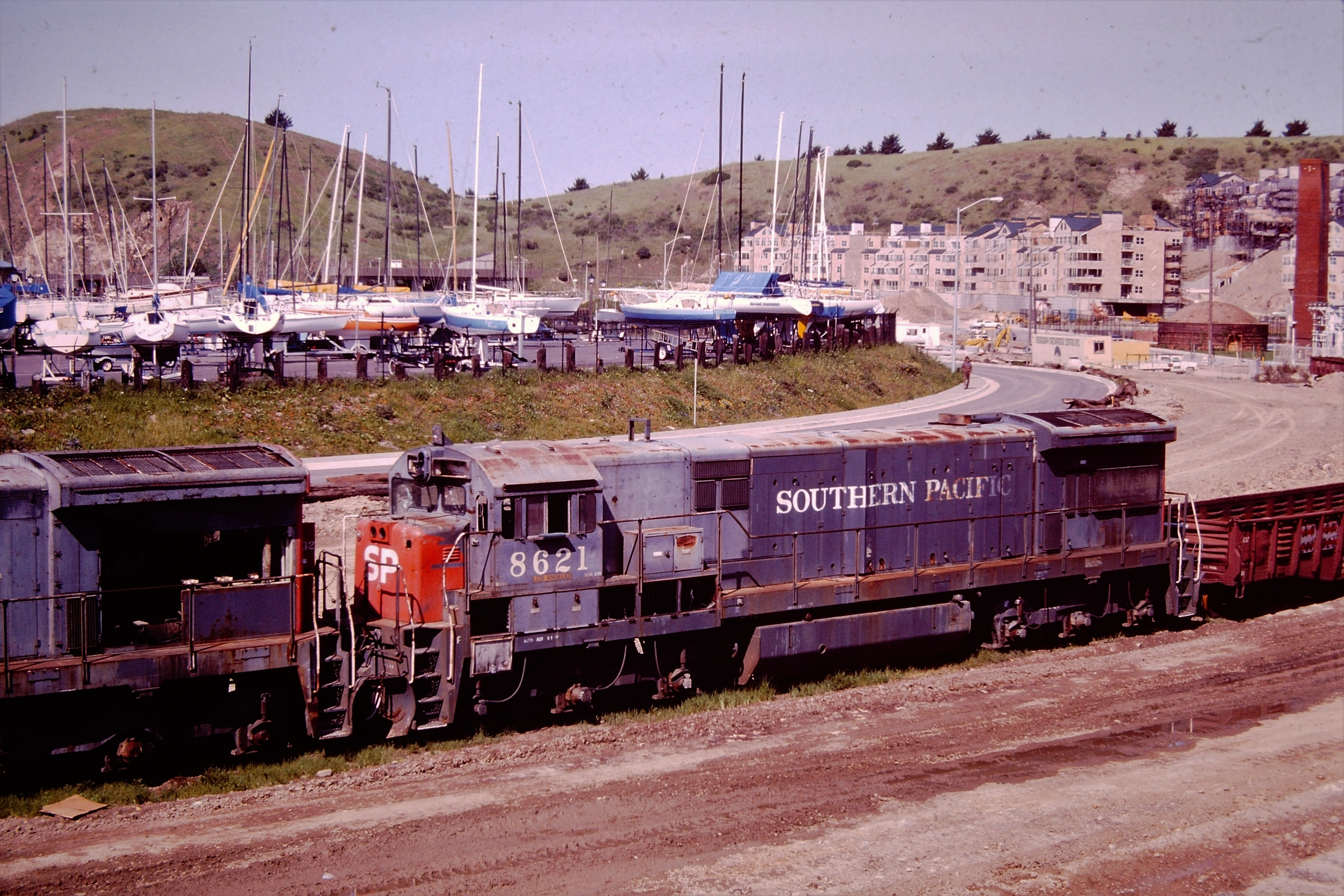 Southern Pacific 8621